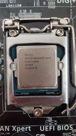 Процессор Intel Pentium G3240