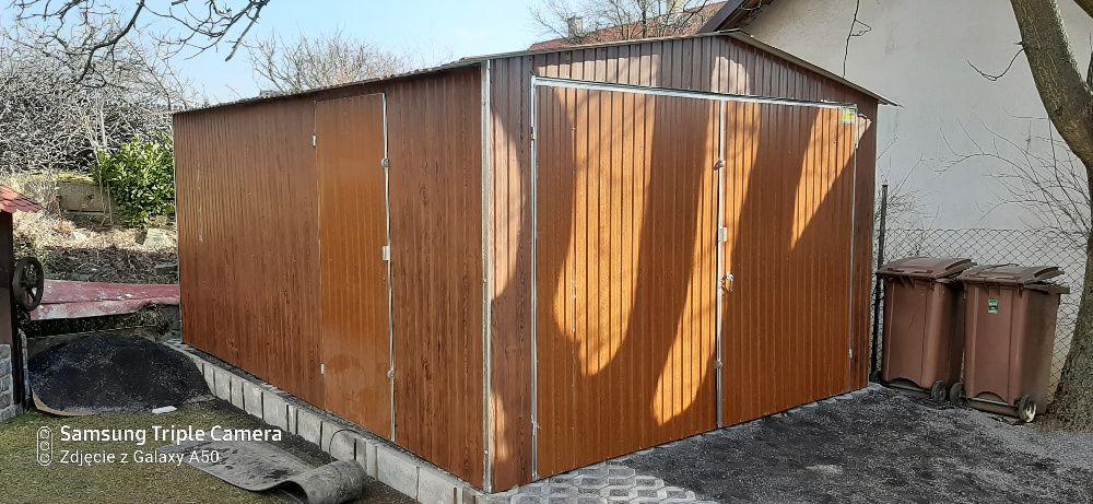 Garaż blaszany 3x5 od producenta GRATIS MONTAŻ, WYSOKA JAKOŚĆ!