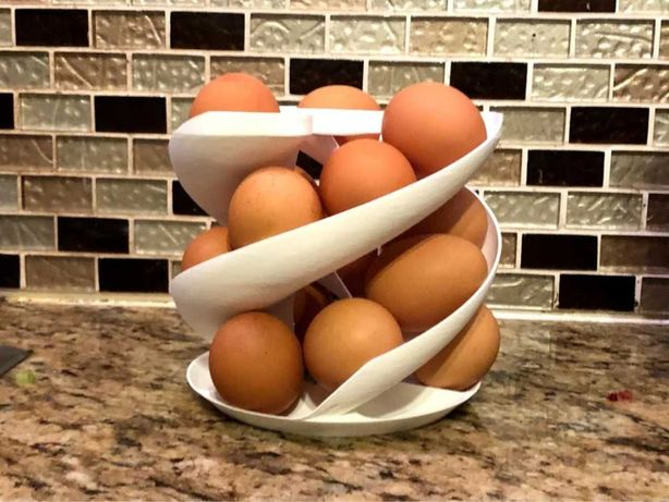 Koszyk Zjeżdzalnia na jajka/owoce/warzywa/słodycze