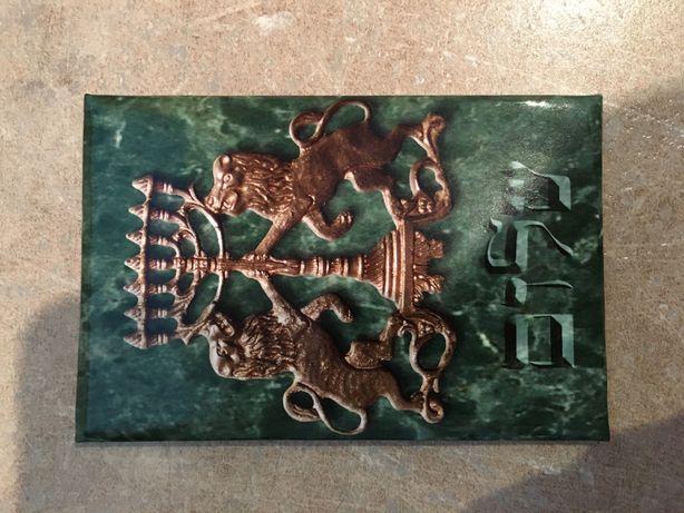 Judaika Żydowska Tora magnes na lodówkę