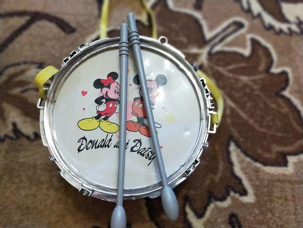 Барабан для детей