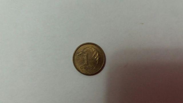 1 грош 1995г.