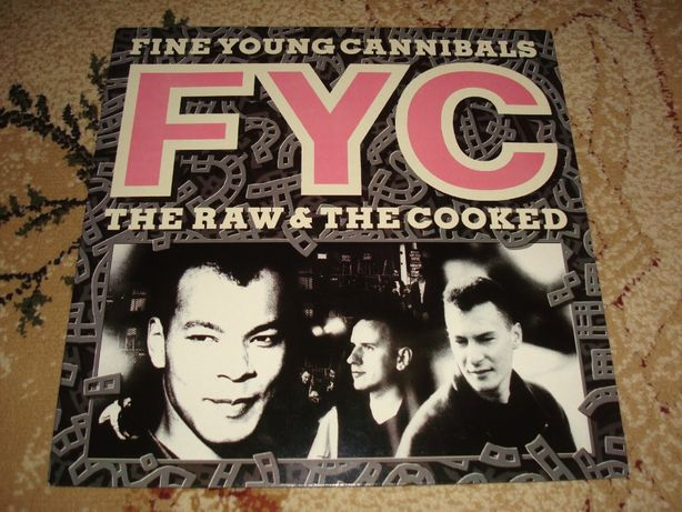 Płyty winylowe Fine Young Cannibals