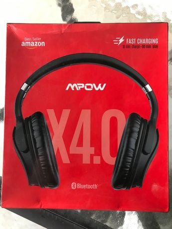 Słuchawki MPOW X4.0 nowe.