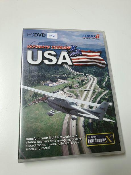 Vende-se Cenário Ultimate Terrain X USA FSX