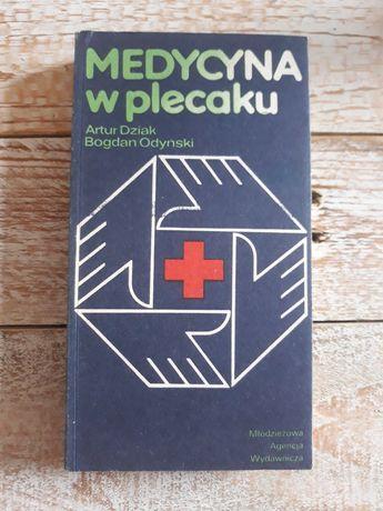 Medycyna w plecaku.Artur Dziak, Bogdan Odynski