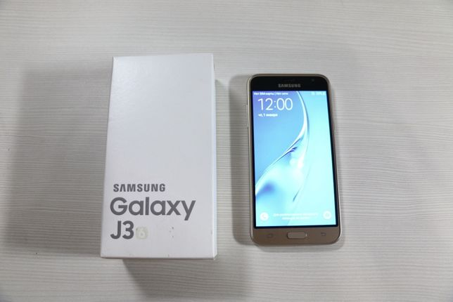 Samsung J3 состояние отличное