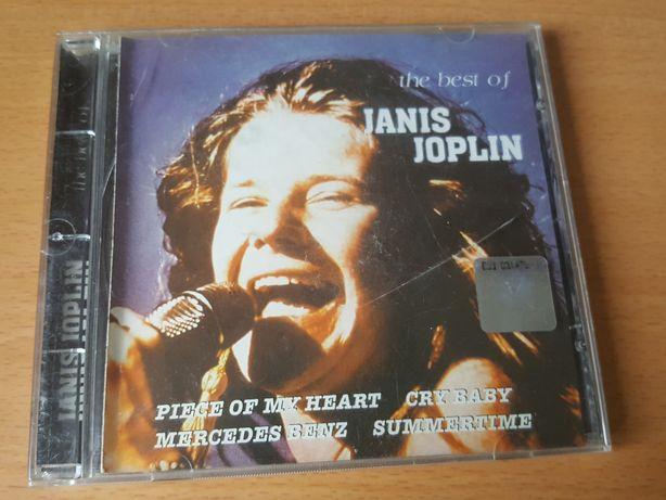 PŁYTA CD The best of Janis Joplin, płyty rock