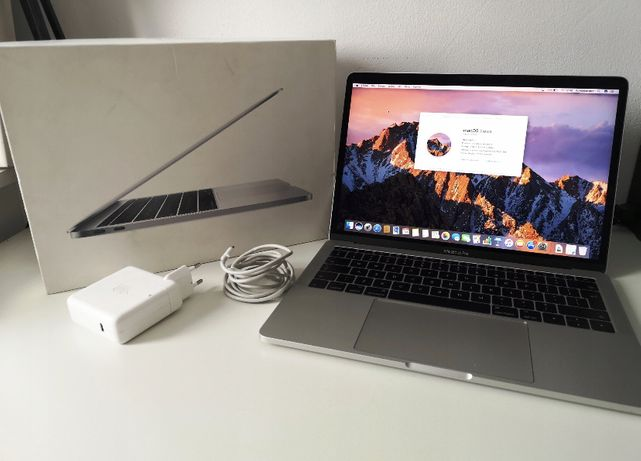 Apple Macbook Pro A1708 i5 8GB 128GB 13,3'' RETINA 44cykle