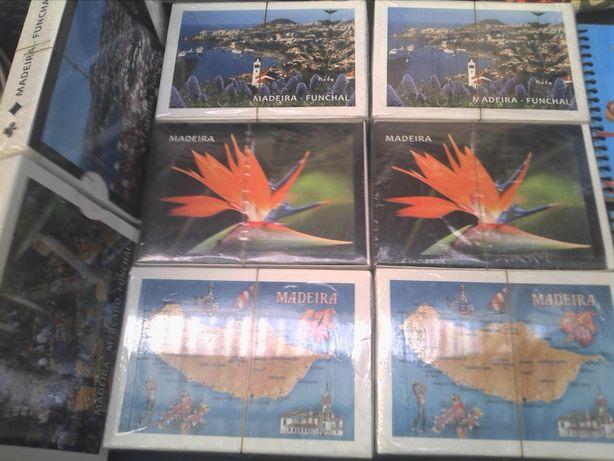 Baralho Cartas SOUVENIRS Ilha da Madeira