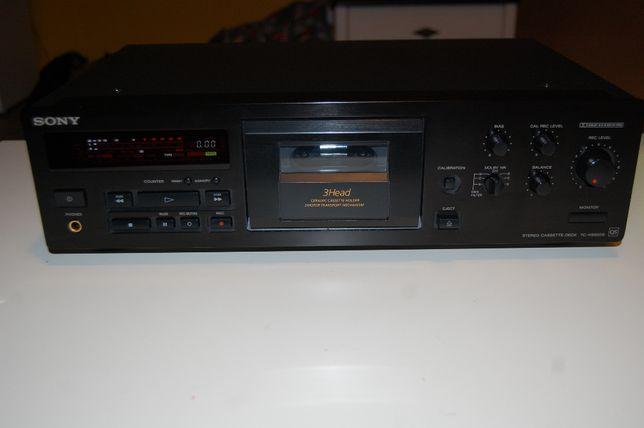 Magnetofon Deck Sony TC KB 920 QS Dolby B C S