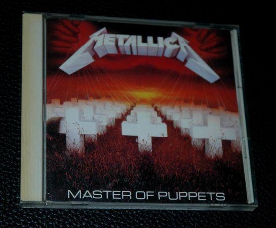 METALLICA - Master Of Puppets. 1998 CBS/Sony Japan.