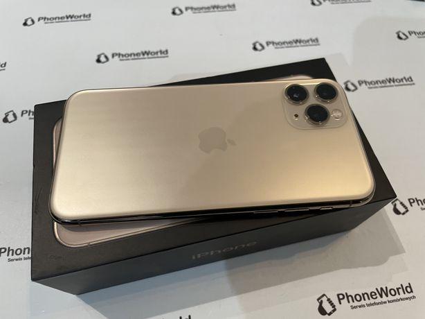 jak nowy Iphone 11 pro 64gb zloty gwarancja PhoneWorld