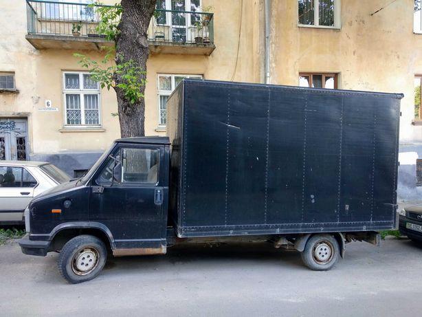 FIAT DUKATO фургон малотонажний