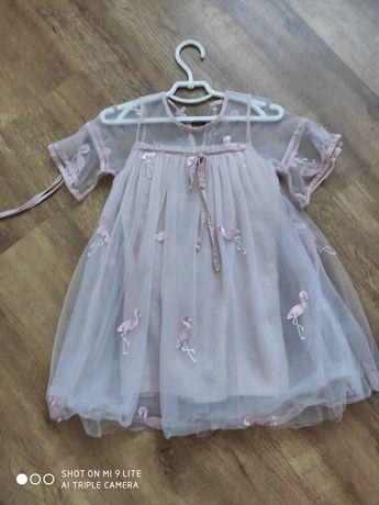 Красивейшее платье цвета пыльной розы