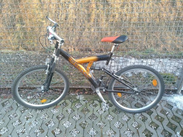 rower MTB Gepard 26 cali stan bardzo dobry!
