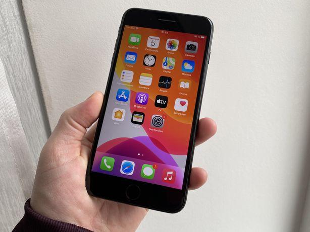 iPhone 7 Plus 128gb Jet Black Rsim #i180