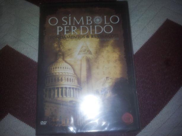 """DVD """"O Símbolo Perdido"""""""