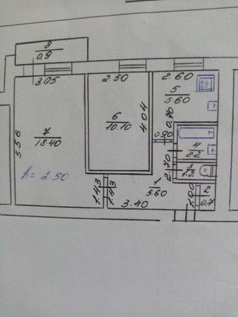 Терміново ! Продаж 2 кім. квартири в Франківському районі - 44 000$