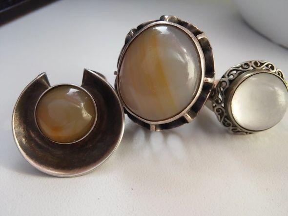 Masywny pierścionek Orno