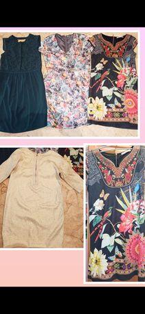 Летние платья размер 42-46, распродажа