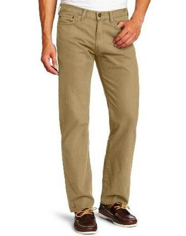 Dockers Khakis Classic Fit Vintage Jeans - szerokie, klasyczne W36 L32