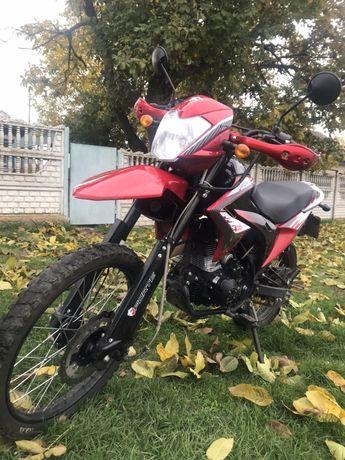 Продам мотоцикл Forte ft200gy