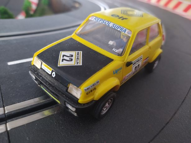 Slot Scx Renault R5 Copa