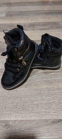 Демісезонні чоботи для дівчинки