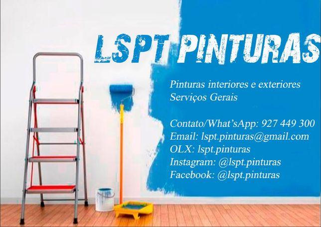 LSPT.Pinturas de Imóveis/Serviços Diversos