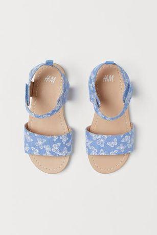 босоножки босоніжки H&M, нові 29