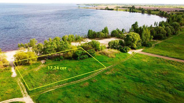 Участок 1-я линия Киевского моря (свой выход на воду), под базу отдыха