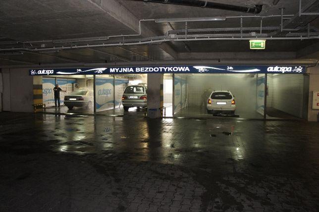 Myjnia 3 st bezdotykowa - Lublin
