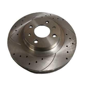 Тормозные диски ВАЗ 2110, 2111, 2112 Приора Калина r14 r13 вент.