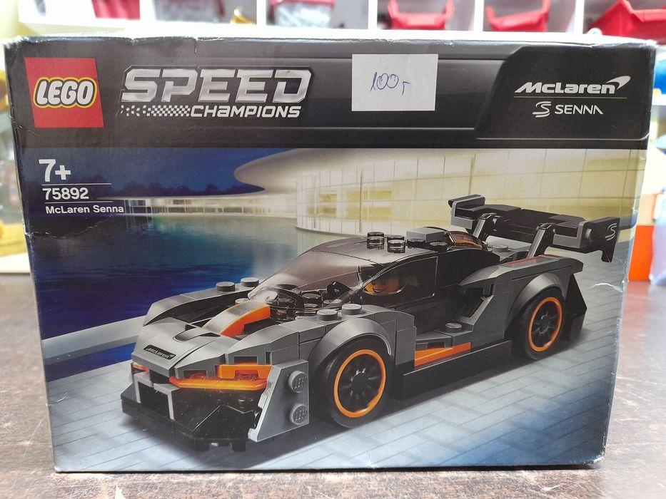 LEGO Speed Champions 75892 McLaren Senna Sułkowice - image 1