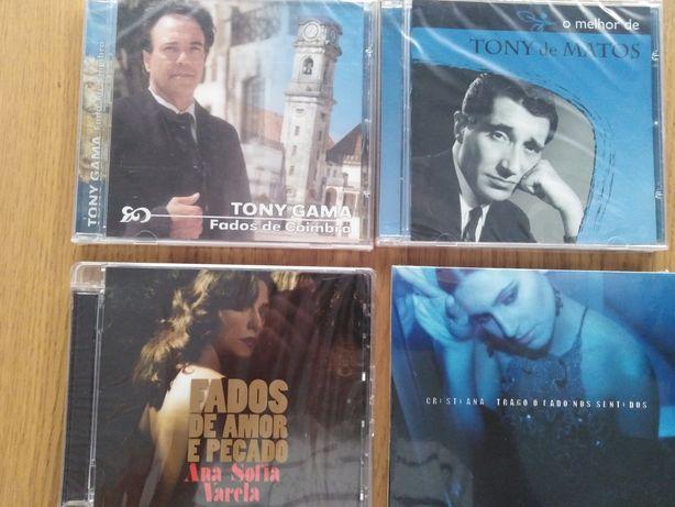 Fados 4 CDS novos