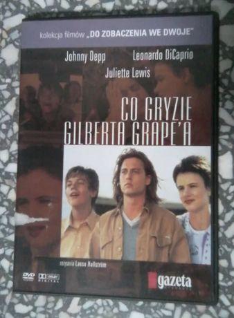 """Film DVD: """"Co gryzie Gilberta Grape'a"""""""