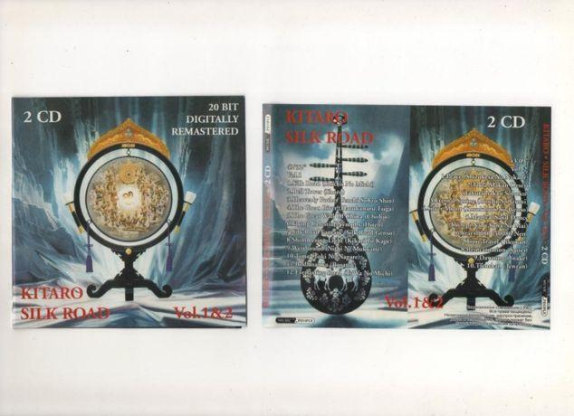 CD диски музыки KITARO (Китаро)