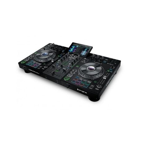 """Denon DJ PRIME 2 konsola kontroler DJ all-in-one 7"""" dotyk streaming"""