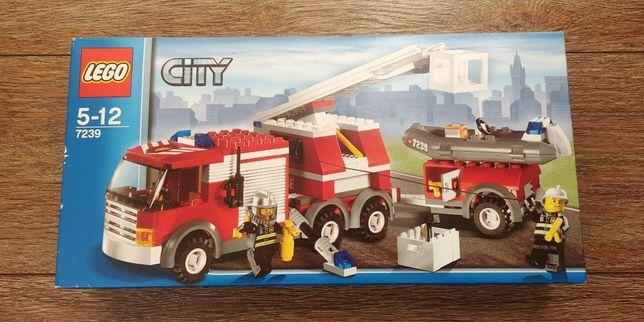 Zestaw lego City 7239 MISB UNIKAT