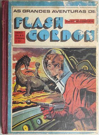 Livro - As Grandes Aventuras de Flash Gordon -(Ler descrição)