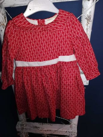 Sukienka 86 Strawberry faire
