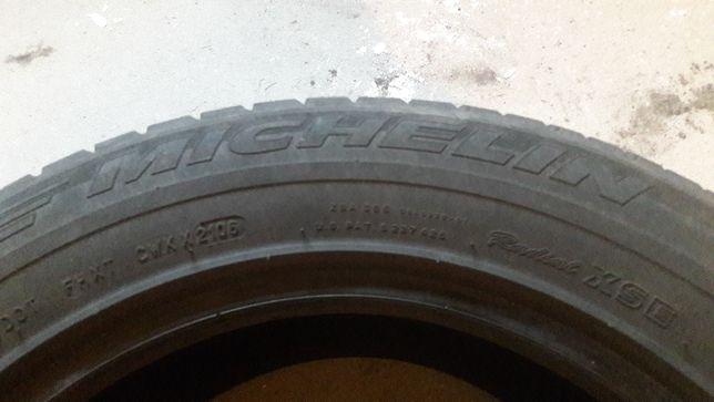 Opony Michelin 245/55/17