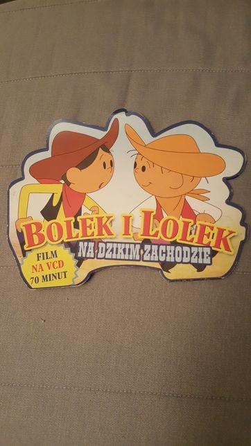 Film VCD Bolek i Lolek na dzikim zachodzie