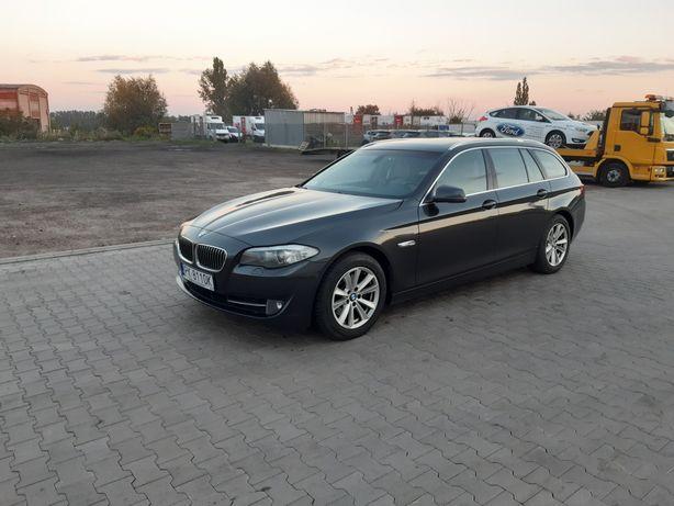 Bmw Seria 5 F11 Salon Polska Bezwypadkowy Full Opcja 2-wlaściel