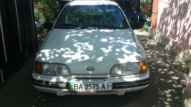 продам авто форд сиера 1987 в рабочем состоянии г\б