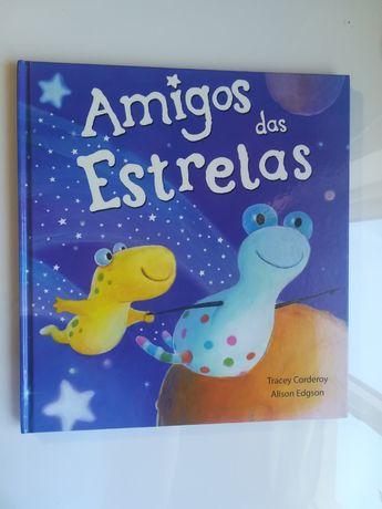 Livro 'Amigos das Estrelas'