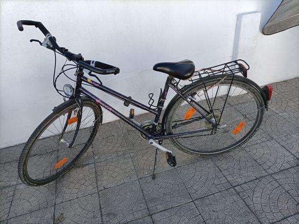 Bicicleta senhora