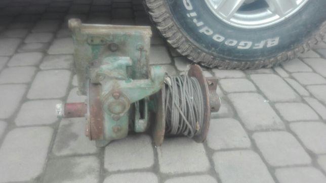 Wyciągarka mechaniczna offroad budowlana rolnicza