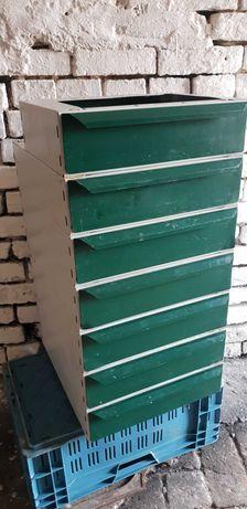 szafka warsztatowa z szufladami samochodowa